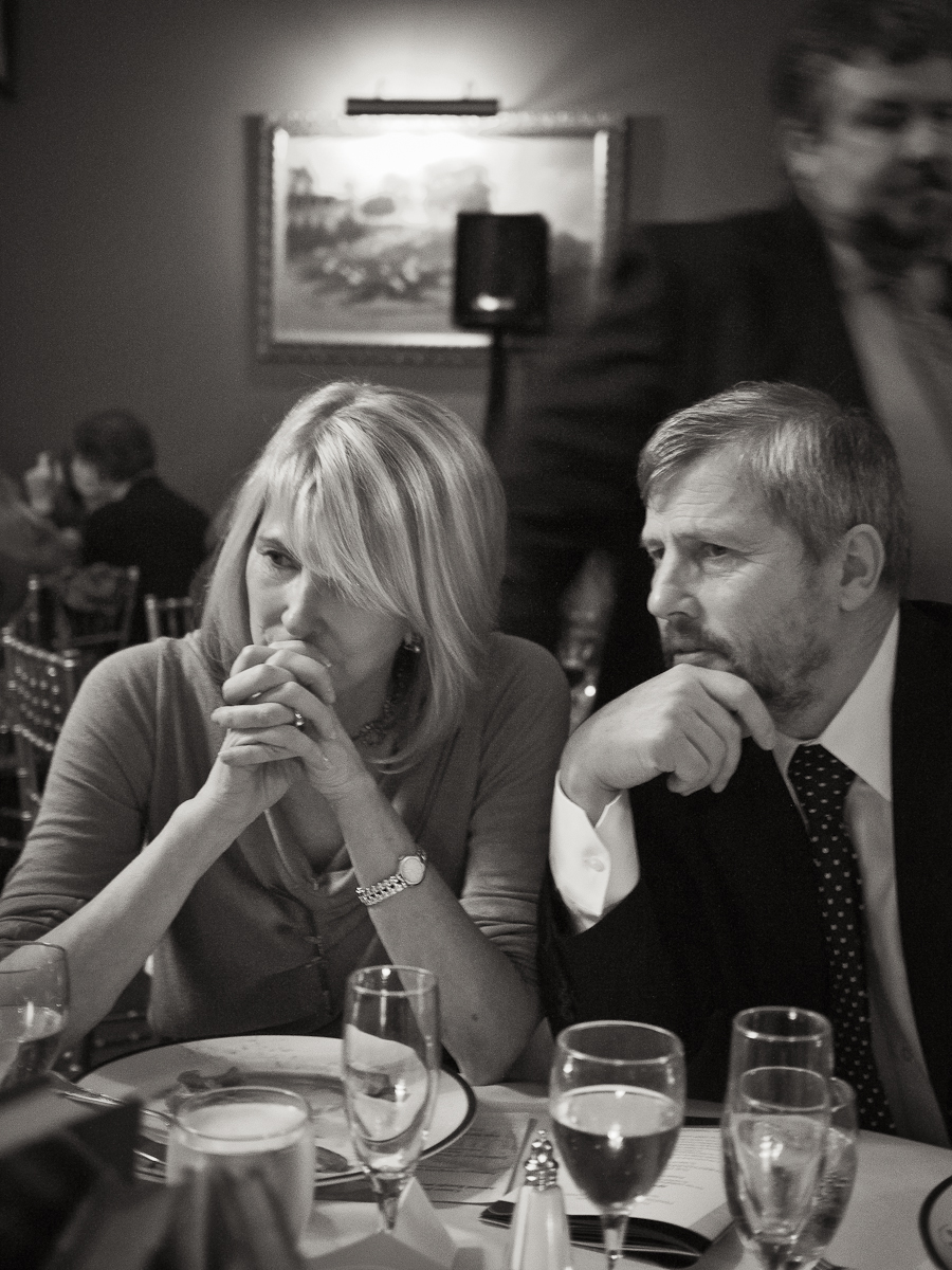 Karl Marlantes and Susan Lyne