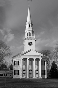 Litchfield County Churches Churches in Litchfield County Connecticut drawn from my one photo every day project.